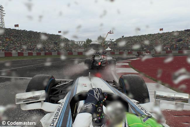 Felipe Massa - F1 2015 - Videojuego - Codemasters