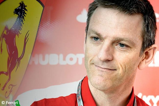 James Allison - Ferrari