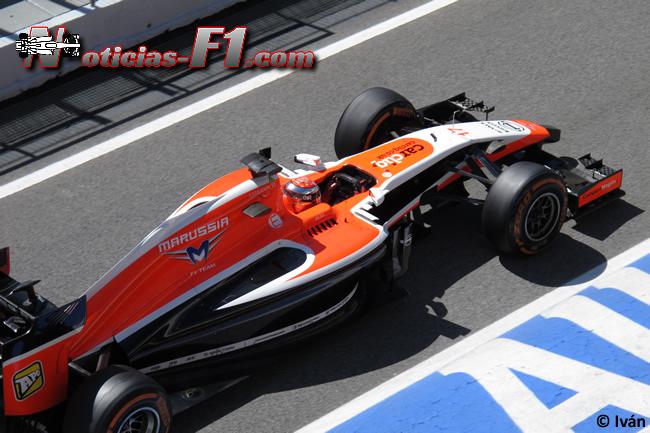 Jules Bianchi - Marussia - www.noticias-f1.com