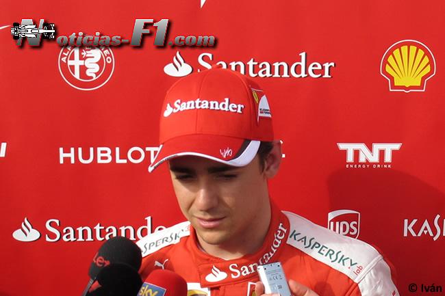 Esteban Gutiérrez - Scuderia Ferrari - 2015 - www.noticias-f1.com