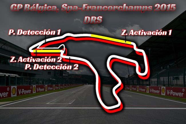 Gran Premio de Bégica 2015 - Spa-Francorchamps