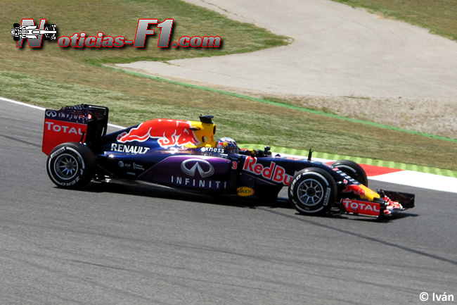Daniel Ricciardo - Red Bull Racing 2015 - www.noticias-f1.com