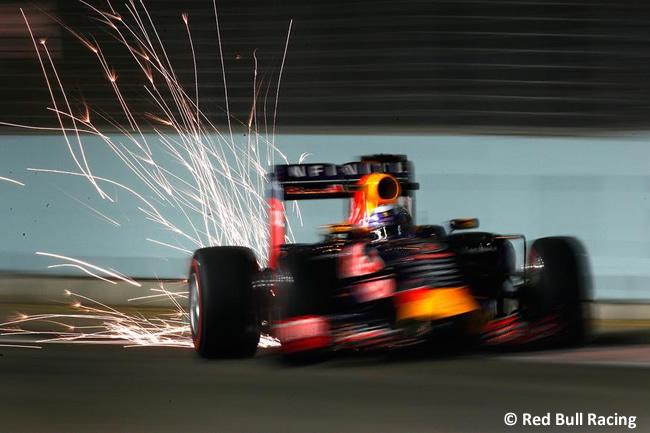 Daniel Ricciardo - Red Bull Racing - Singapur 2015