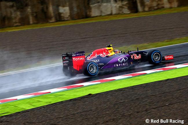 Daniil Kvyat - Red Bull Racing - Gran Premio Japón 2015