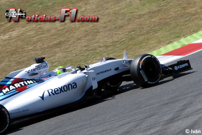 Felipe Massa - Williams 2015 - www.noticias-f1.com