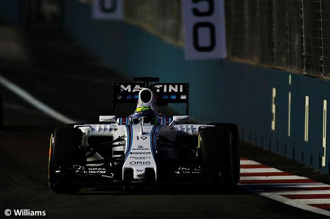 Felipe Massa - Williams - Singapur