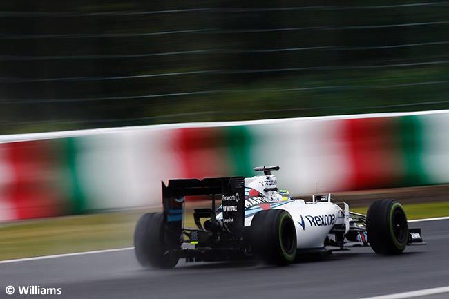 Felipe Massa - Williams 2015 - Gran Premio de Japón