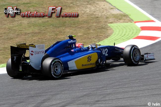 Felipe Nasr - Sauber 2015 - www.noticias-f1.com