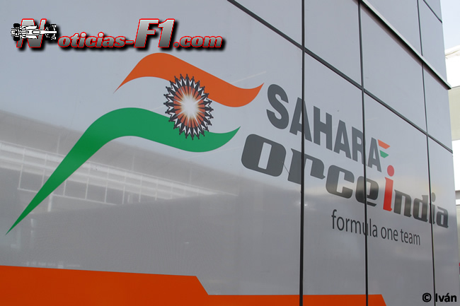 Sahara Force India - www.noticias-f1.com