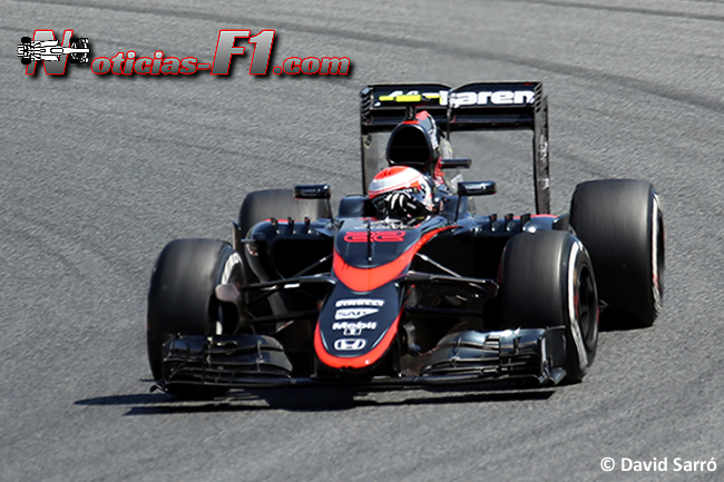 Jenson Button - McLaren 2015 - David Sarró - www.noticias-f1.com