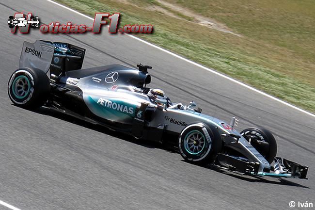 Lewis Hamilton - Mercedes - 2015 - www.noticias-f1.com