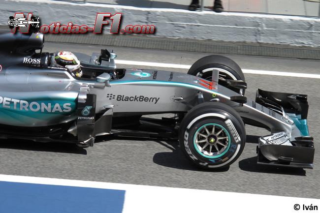 Lewis Hamilton - Mercedes 2015 - www.noticias-f1.com