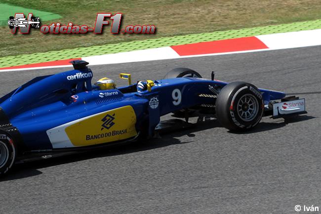 Marcus Ericsson - Sauber 2015 - www.noticias-f1.com