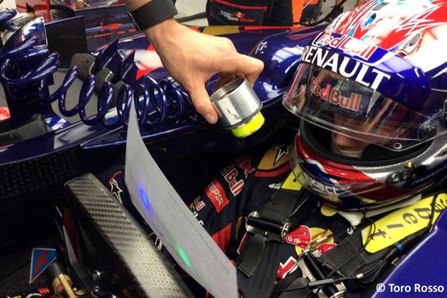 Max Verstappen - Toro Rosso - Singapur 2015