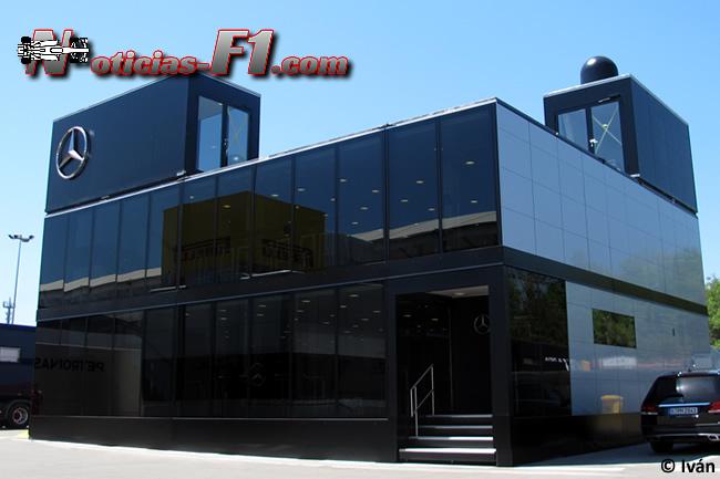 Mercedes Motorhome - www.noticias-f1.com