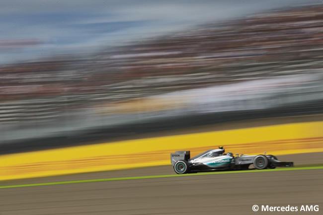 Nico Rosberg - Mercedes AMG - Gran Premio de Japón 2015