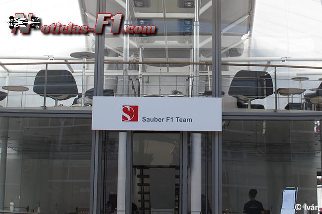 Sauber - www.noticias-f1.com