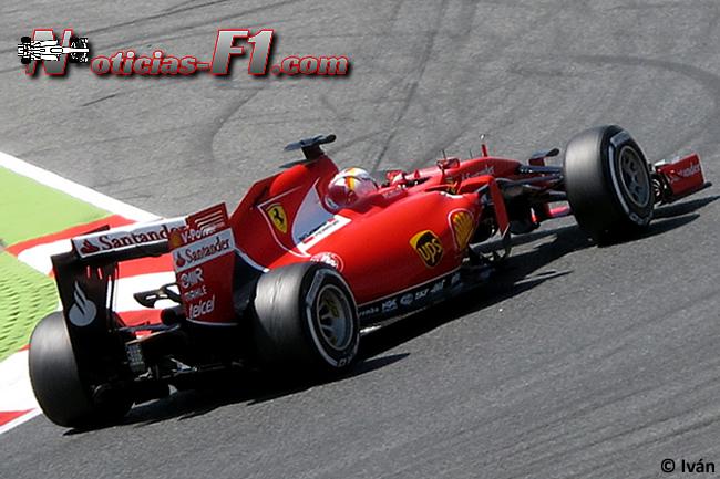 Sebastian Vettel - Scuderia Ferrari 2015 - www.noticias-f1.com