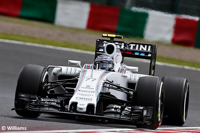 Valtteri Bottas - Williams - Gran Premio de Japón 2015