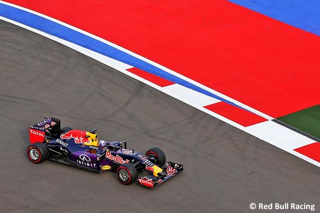 Daniel Ricciardo - Red Bull 2015