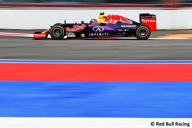 Daniil Kvyat - Red Bull Racing 2015