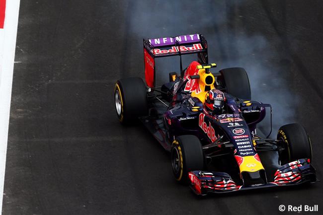 Daniil Kvyat - Red Bull Racing - Gran Premio de México 2015