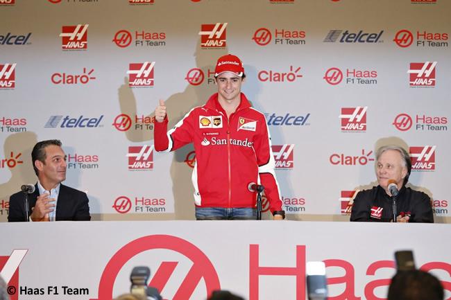 Esteban Gutiérrez - Haas F1 Team