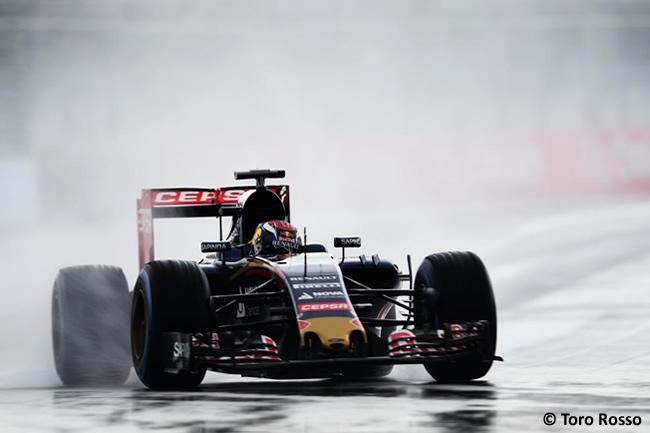 Max Verstappen - Toro Rosso - 2015
