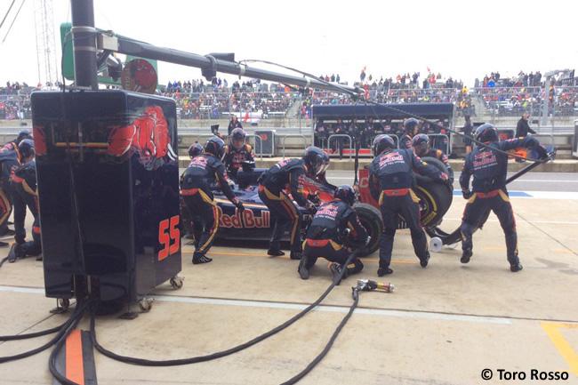 Max Verstappen - Toro Rosso 2015