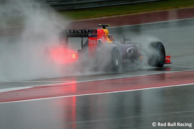 Red Bull Racing - Gran Premio de Estados Unidos 2015