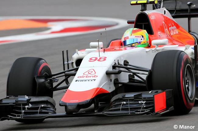 Roberto Merhi - Manor 2015