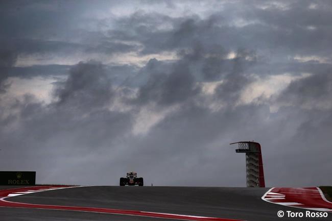 Toro Rosso - GP Estados Unidos 2015 - Austin