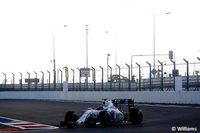 Valtteri Bottas - Williams 2015