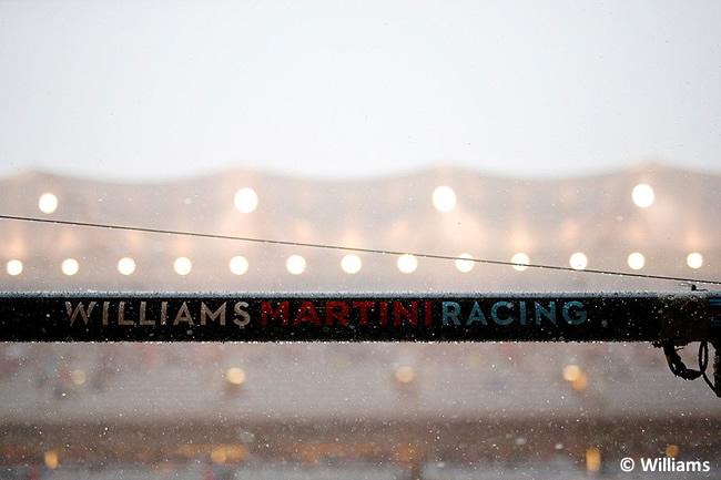 Williams - GP EE. UU. 2015