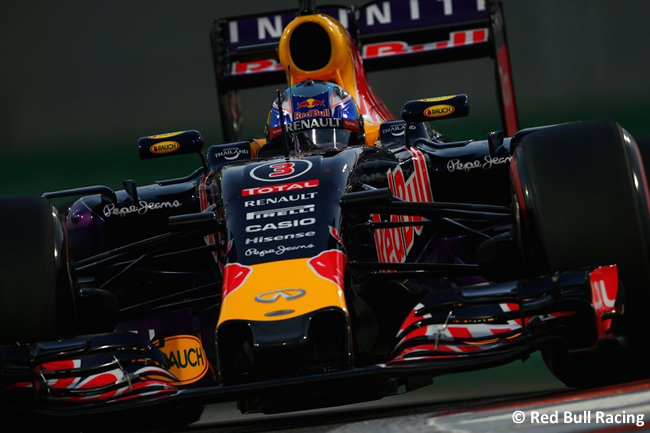 Daniel Ricciardo - Red Bull Racing - GP Abu Dhabi 2015