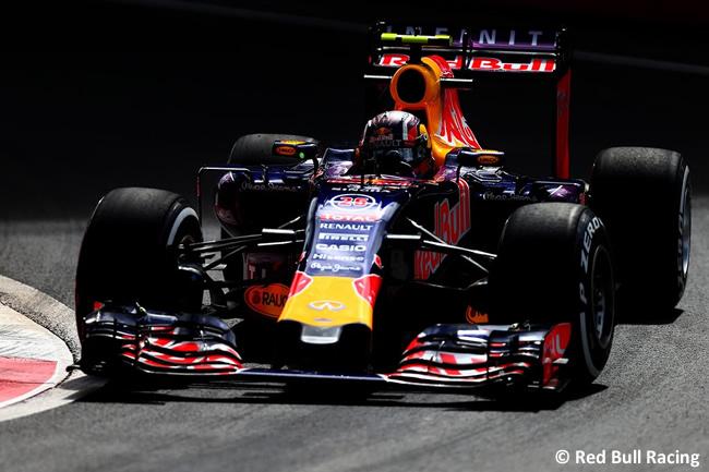 Daniil Kvyat - Red Bull Racing - Gran Premio México 2015