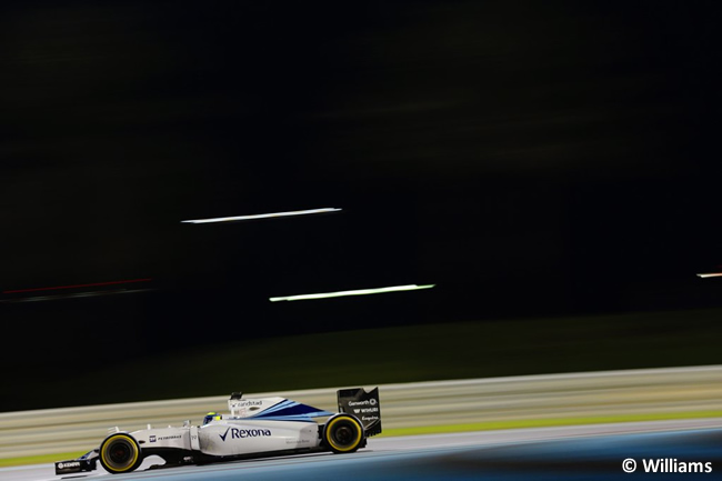 Felipe Massa - Williams - GP Abu Dhabi 2015