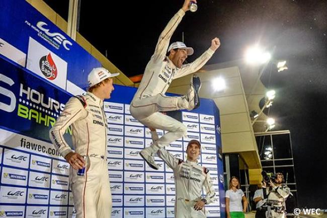 Mark Webber - WEC 2015