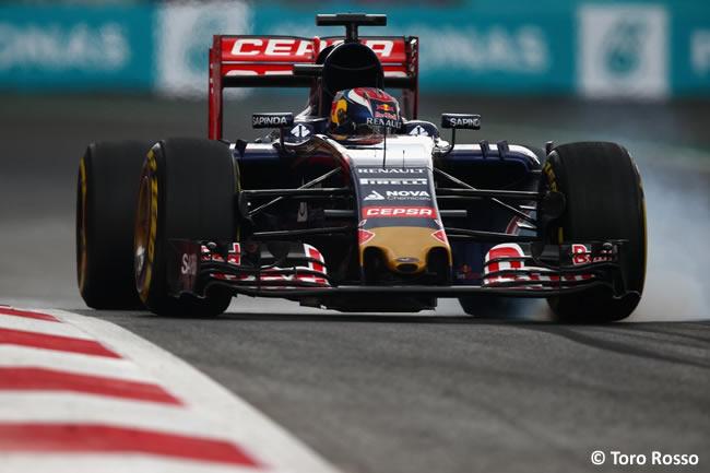 Max Verstappen - Toro Rosso - Gran Premio de México 2015