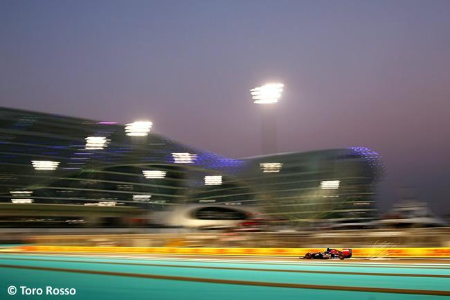 Toro Rosso - GP Abu Dhabi 2015