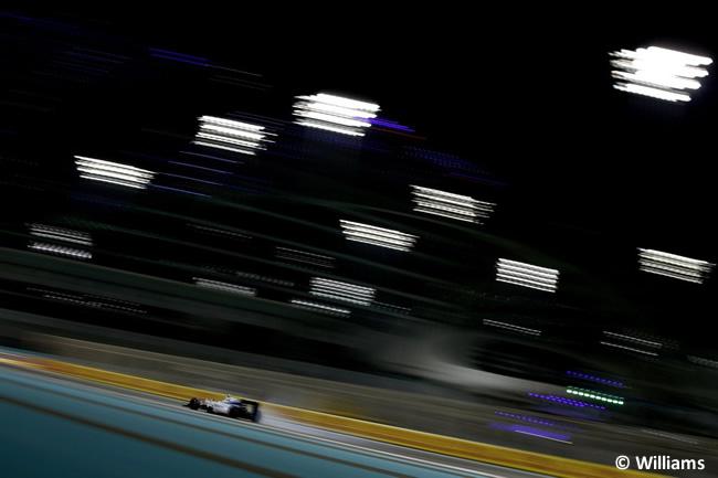 Valtteri Bottas - Williams - GP Abu Dhabi 2015