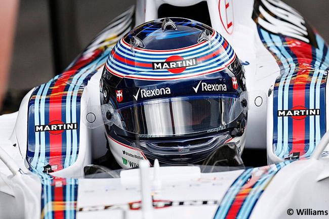 Valtteri Bottas - Williams - Gran Premio México 2015