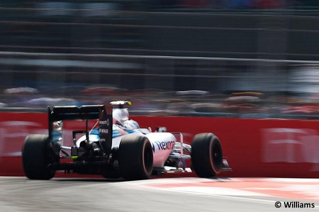 Valtteri Bottas - Williams - Gran Premio de México 2015