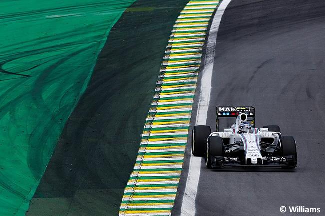 Valtteri Bottas - Williams - Gran Premio de Brasil 2015