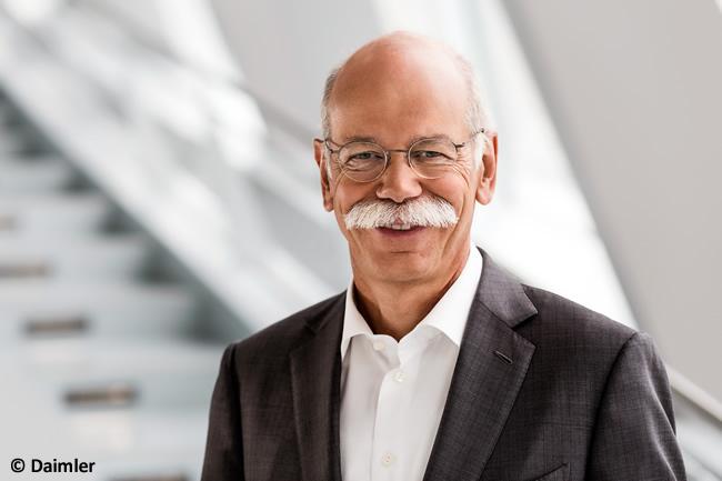 Dieter Zetsche - Daimler