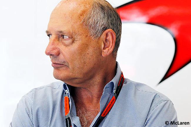 Ron Dennis - McLaren 2015