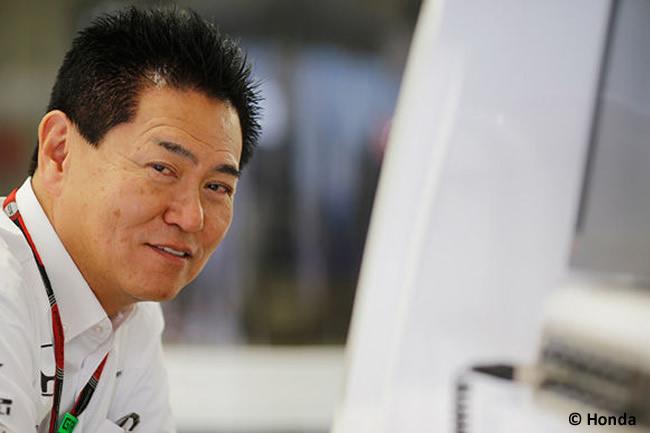Yasuhisa Arai Honda