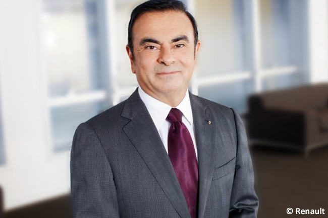 Carlos Ghosn - Renault