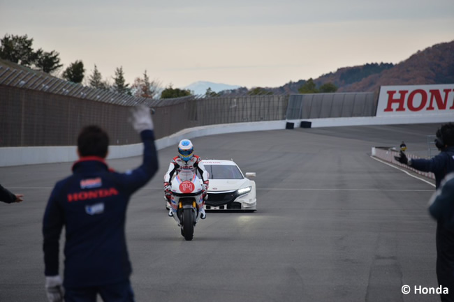 Fernando Alonso - Marc Márquez - Honda - Thanks Day