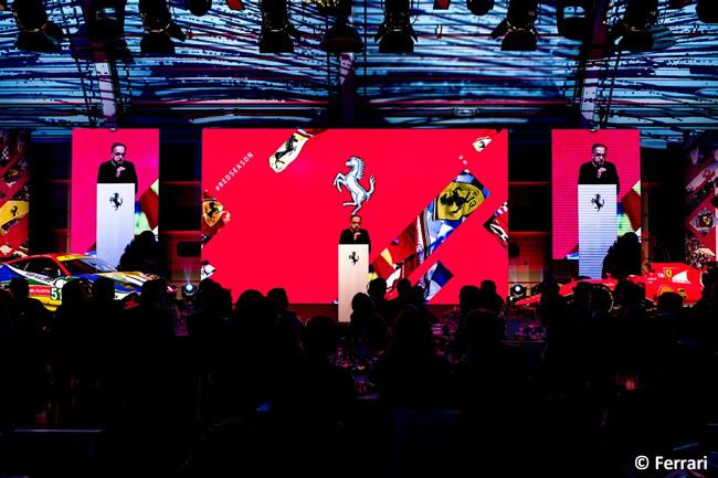 Navidad 2015 Scuderia Ferrari - Sergio Marchionne